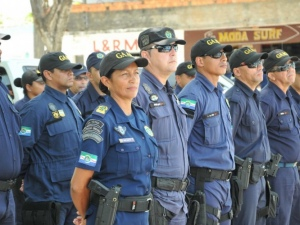 Por reajuste, Guardas Municipais decidem se aquartelar em Maceió (AL)