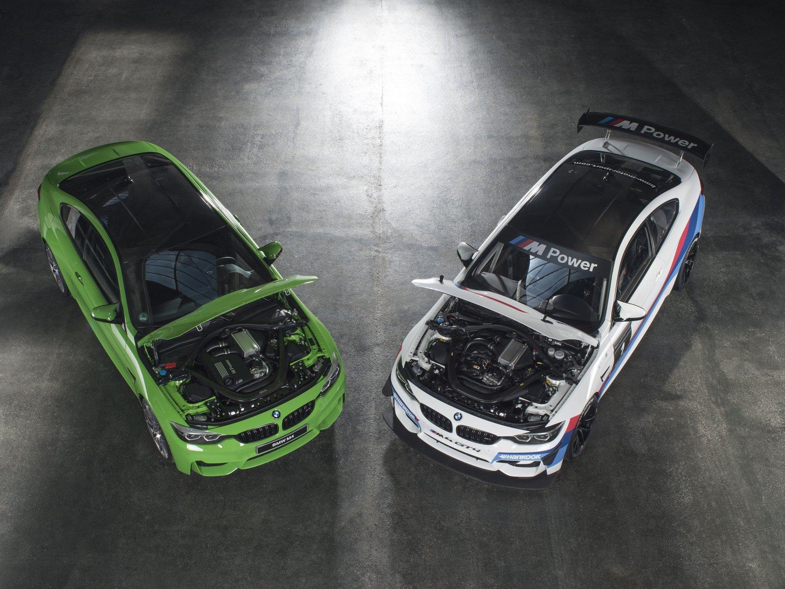 2014 - [BMW] M3 & M4 [F80/F82/F83] - Page 26 BMW-M4-GT4-8