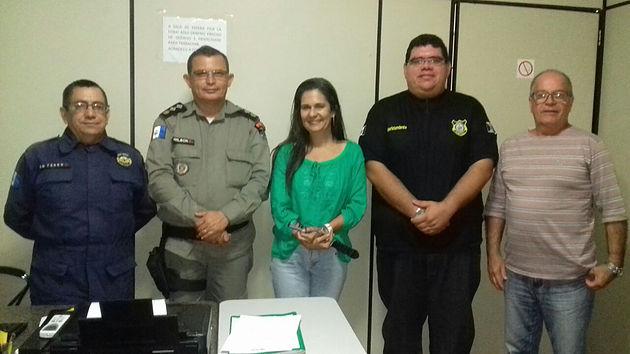 Ações para melhorias na segurança pública de Delmiro Gouveia são discutidas em reunião
