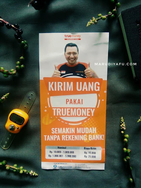 truemoney, ottopay, qr code, uang elektronik, digital money