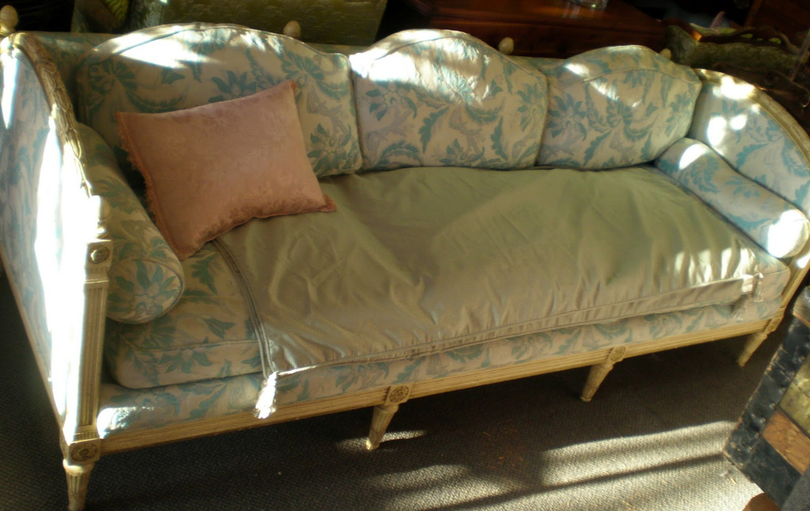 cleaning down filled sofa cushions modern bed new york divine theatre daybedlam