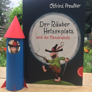 Kinderbuch Der Räuber Hotzenplotz und die Mondrakete von Otfried Preußler