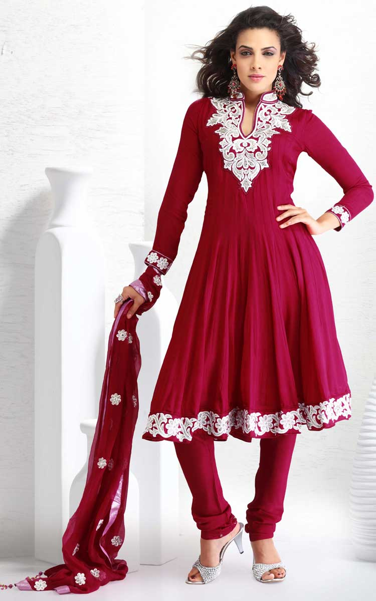 fashion world latest fashion stylish girls party wear