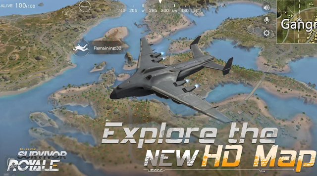 Games Like Pubg For Android
