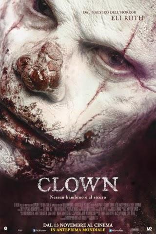 Clown [2014] [DVDR] [Custom] [Subtitulado]