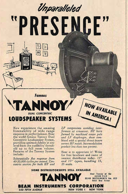 Tannoy - Unparalleled Presence