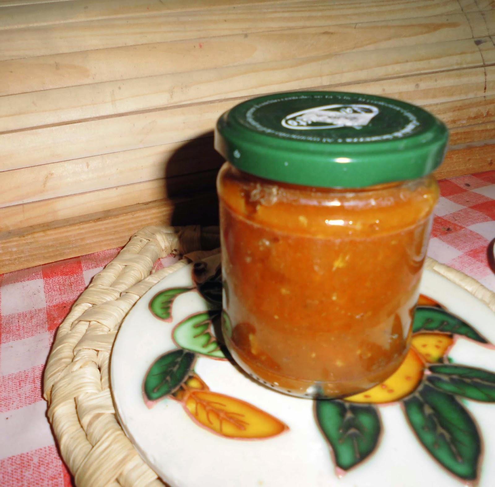 marmellata zucca fatta in casa vegan