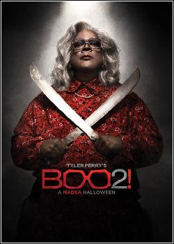 Boo 2! O Halloween de Madea Dublado