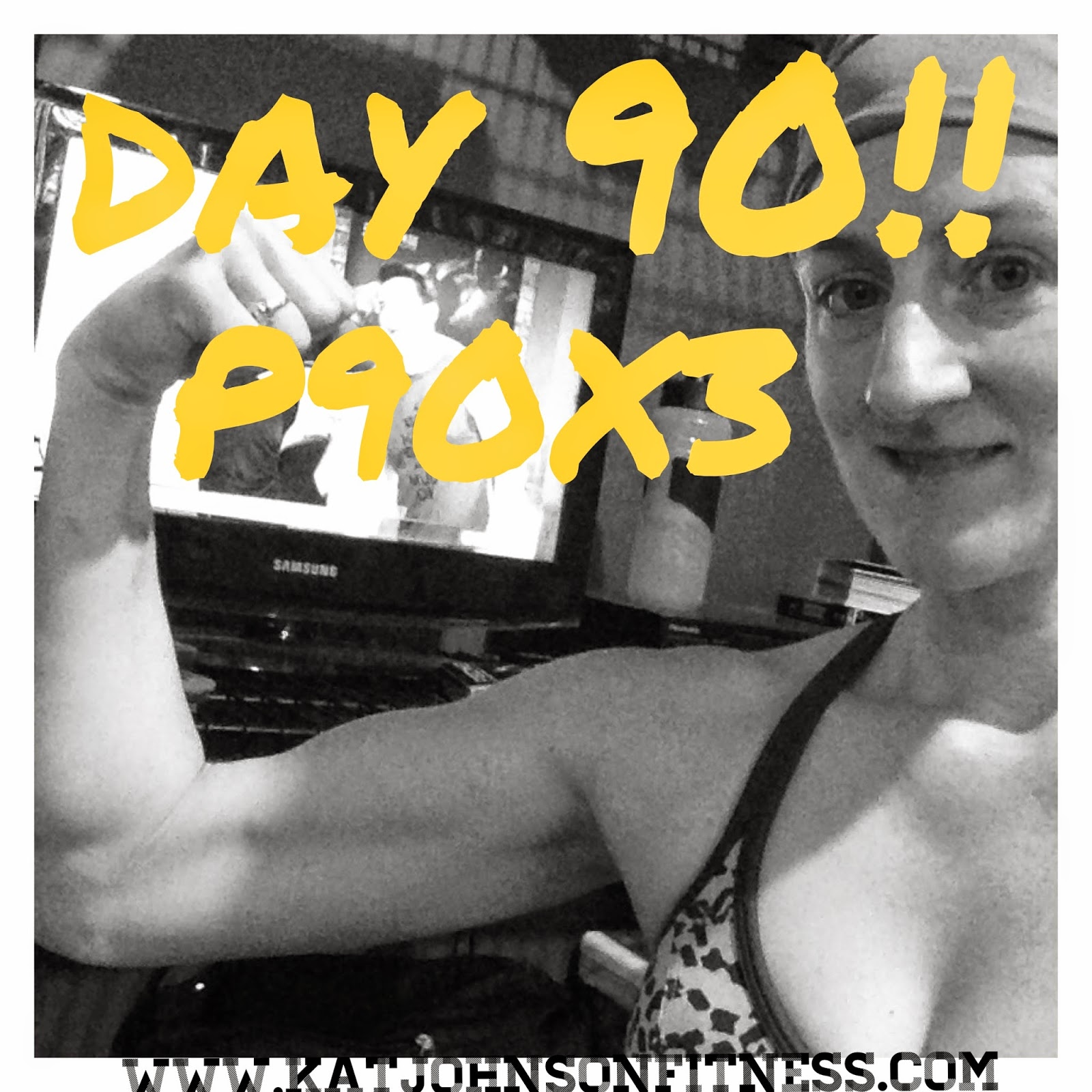 Kat S Fitness Quest Winter Running With P90x3