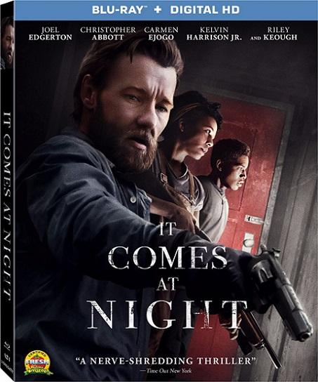 It Comes At Night (Viene de Noche/Llega de Noche) (2017) m1080p BDRip 8.3GB mkv Dual Audio DTS 5.1 ch