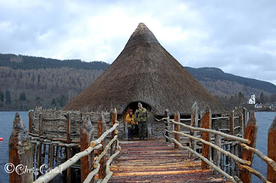 Scottish-crannog-centre