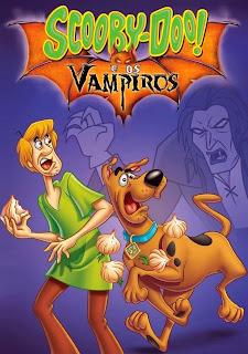 Scooby-Doo! e Os Vampiros - DVDRip Dual Áudio
