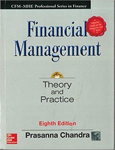 Download Financial Management Theory by Prasanna Chandra pdf