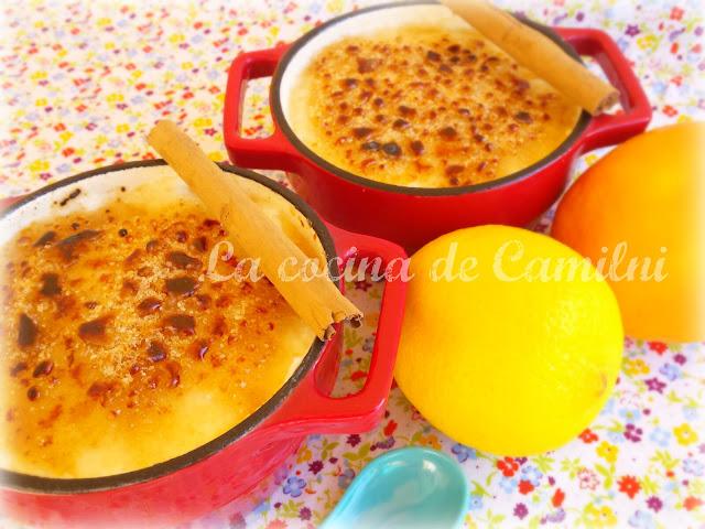 Arroz con leche asturiano (La cocina de Camilni)