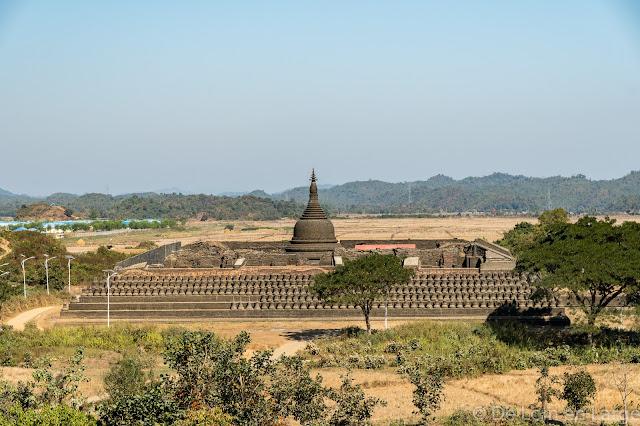 Koe Thaung-Mrauk-U-Birmanie-Myanmar