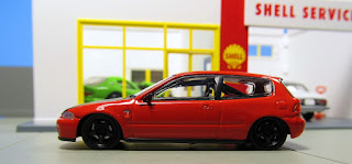 hot wheels honda civic