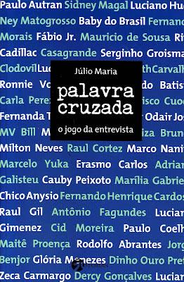 Palavra Cruzada - O Jogo da Entrevista | Júlio Maria