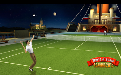 Best Latest High Graphics Games To Download World of tennis roaring 20s