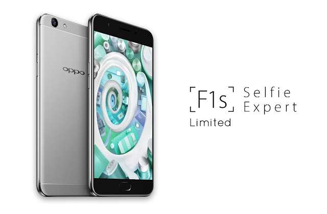 Oppo F1s Space Gray