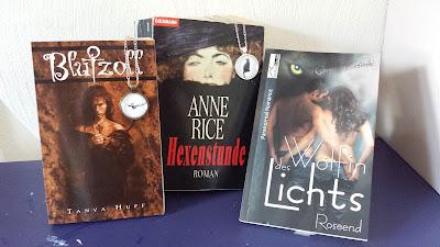 Anne Rice, Tanya Huff, Chrsita Kuczinski