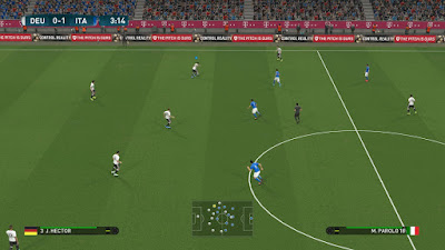 PES 2017 PES Redux by NikoLiberty4