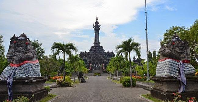 too was conquered past times the Dutch during the Dutch intervention inwards Bali  Denpasar: The Capital City (Kota) Of Bali
