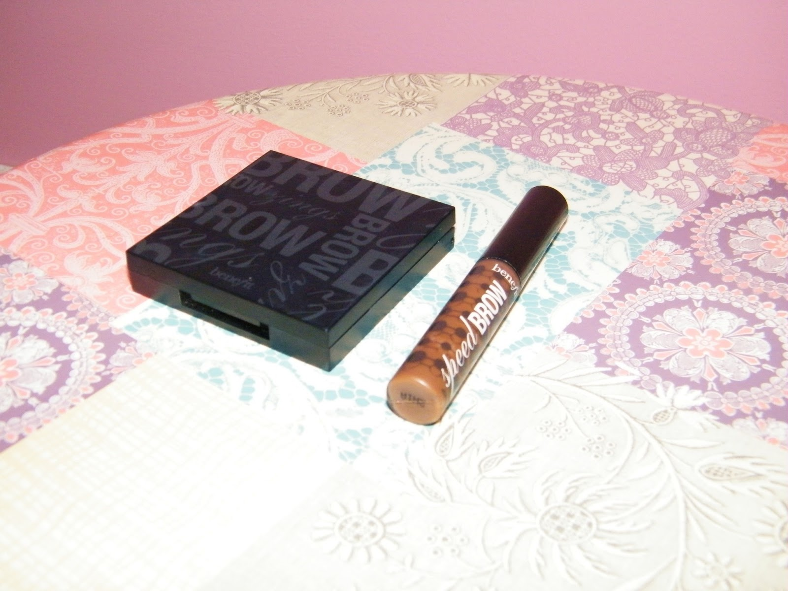 Benefit Brow Zings and Speed Brow