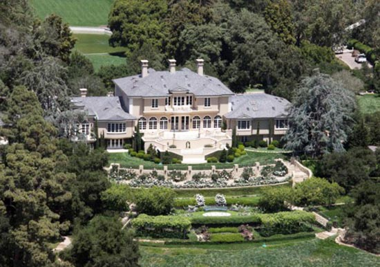Promised Land, Montecito, California, casa de Oprah Winfrey