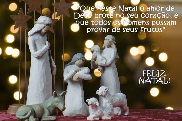 Mensagem de Natal do Gospel para Whatsapp Facebook