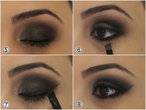 Maquiagem Fácil para Balada Passo a Passo Tutorial Make
