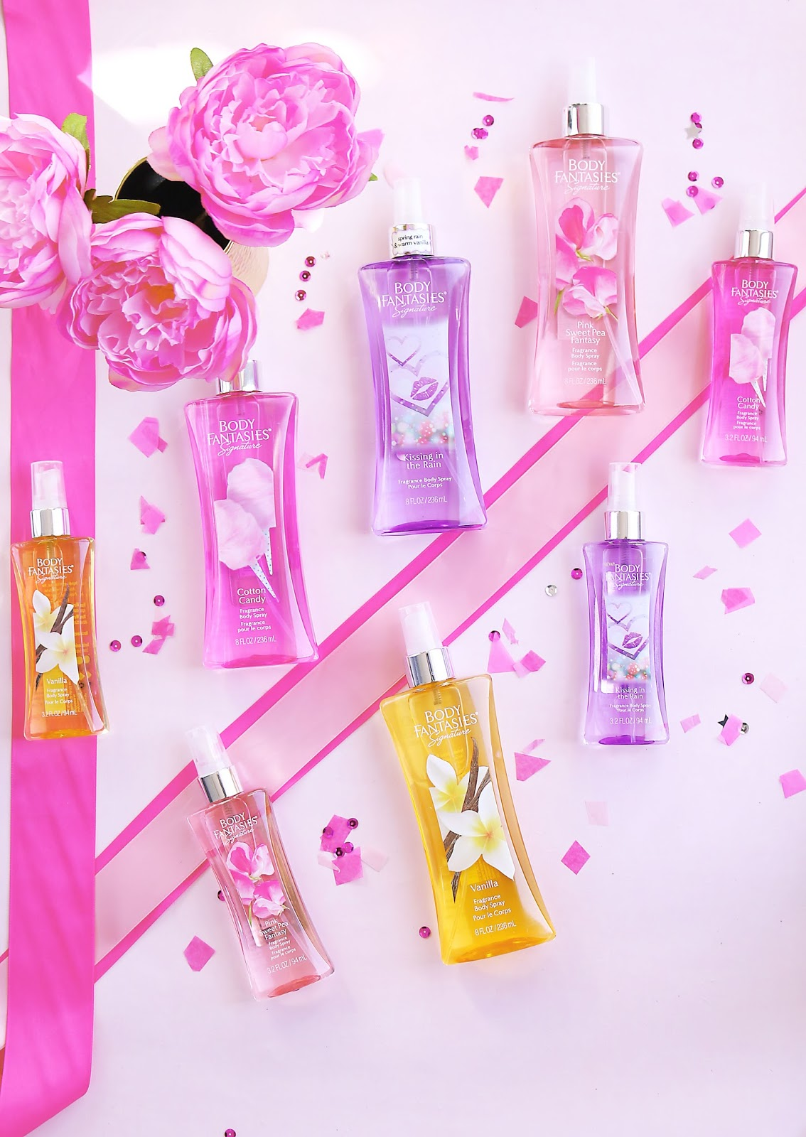 Beauty, Drugstore, Fragrance, body fantasies, Body fantasies UK, new body fantasies fragrances, Drugstore beauty