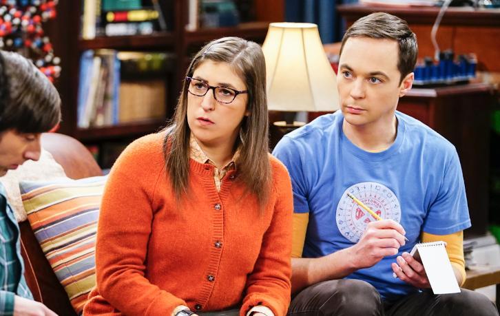 The Big Bang Theory - Episode 11.12 - The Matrimonial Metric - Promo, 3 Sneak Peeks, Promotional Photos & Press Release