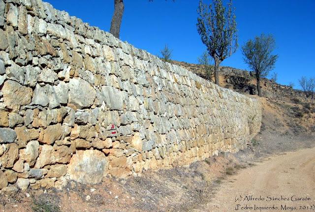 camino-vera-cruz-muro-pedro-izquierdo