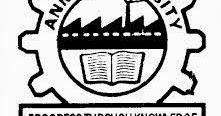 Anna University Results 2018 April May 2018 Exam UG PG