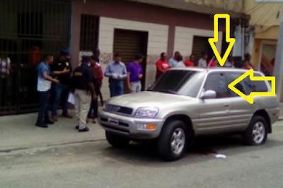 Resultado de imagen para Hombre muerto ayer en santiago tras discusión por roce de dos vehículos