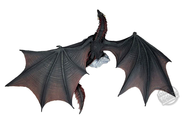 UK Toy Fair 2019 McFarlane Toys Game of Thrones Action Figures Drogon