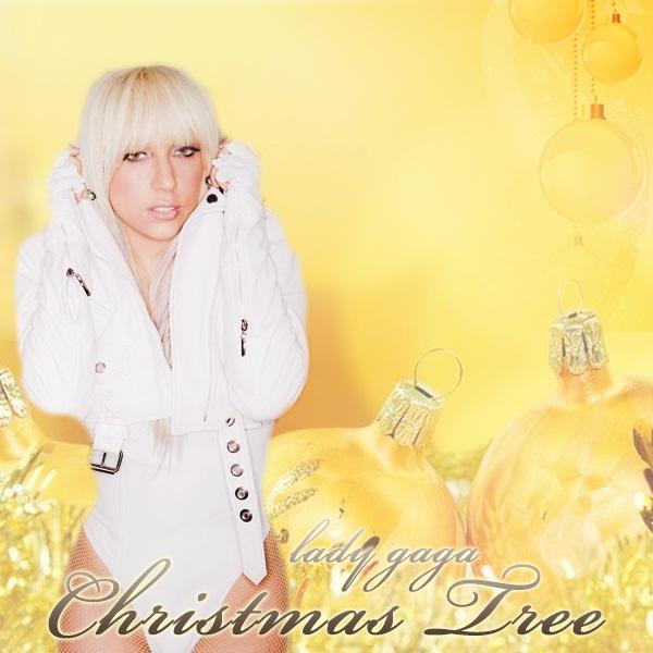 Lady GaGa - Christmas Tree Lyrics | Lyrics Like