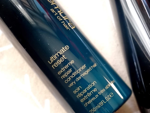 Shu Uemura Art Of Hair Ultimate Reset Collection