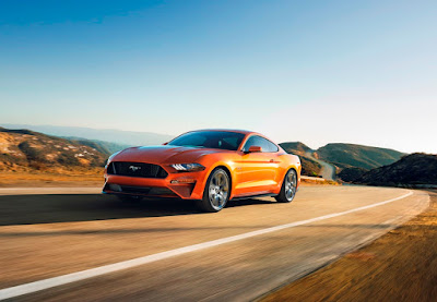 New Mustang GT Goes 0-60MPH in 4 Seconds