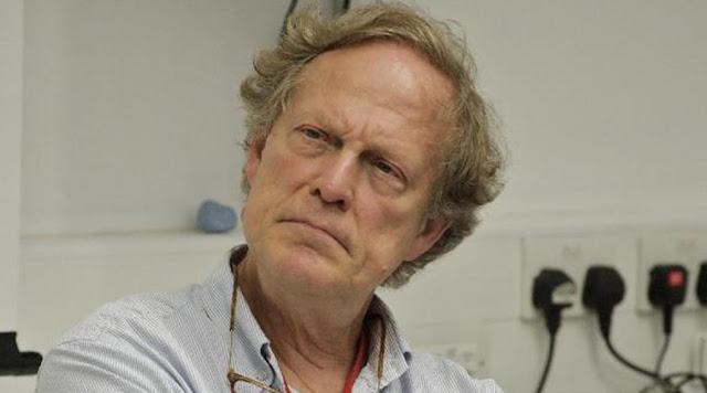 O diretor e fundador do Centro de Jornalismo Investigativo WikiLeaks, Gavin MacFadyen morreu aos 76 anos