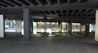 Römische Badruinen unter dem Baden-Badener Friedrichsbad