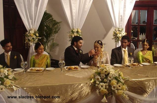 Srilankan Actress Picture Gallery: Asha Edirisingha Wedding