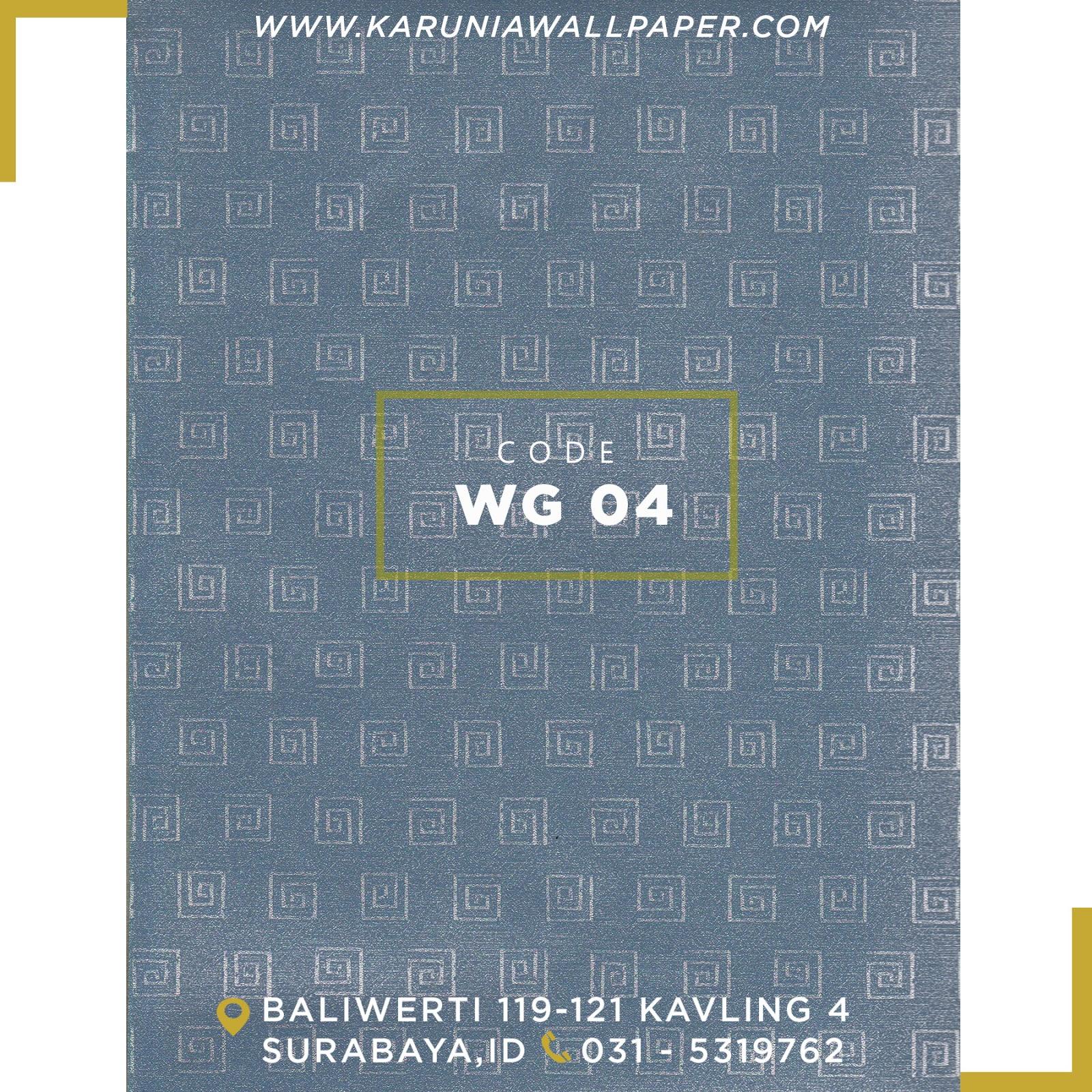 new arrival wallpaper polos KARUNIA surabaya