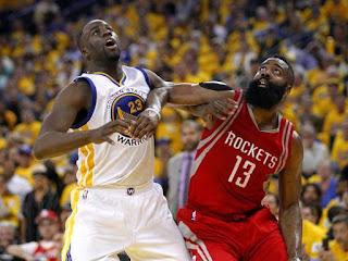 Golden State Warriors, NBA Draymond Green, James Harden