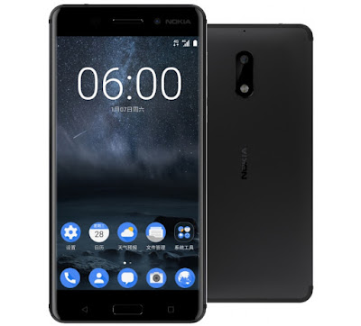 Nokia 6 - First Android-powered phone by Nokia