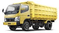 COLT DIESEL Super Speed FE SHD-X Dump Truck