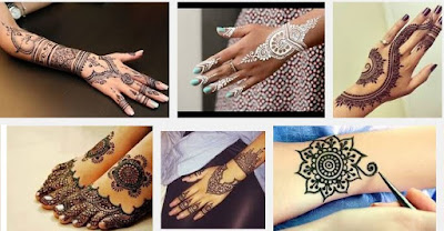 Various Model for Henna Tattoo Picture