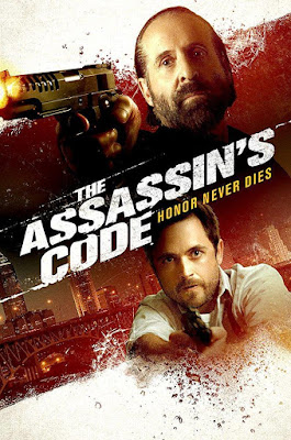 The Assassin's Code 2018 DVD R1 NTSC Spanish