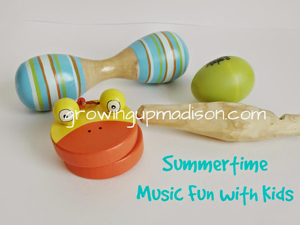 Summertime Music Fun With Kids