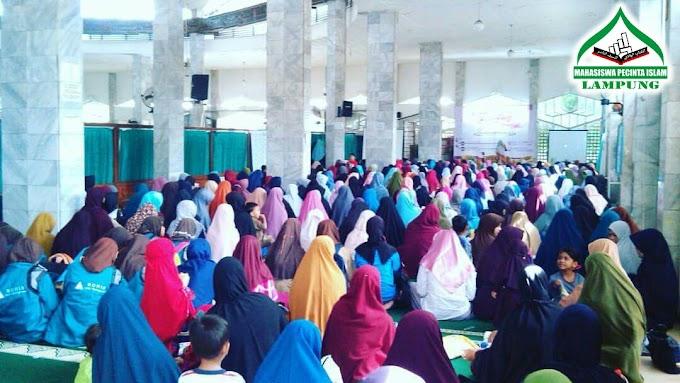 Seminar Kecantikan oleh Muslimah MPI Lampung Dibanjiri Peserta